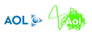 AOL Logo Redesign